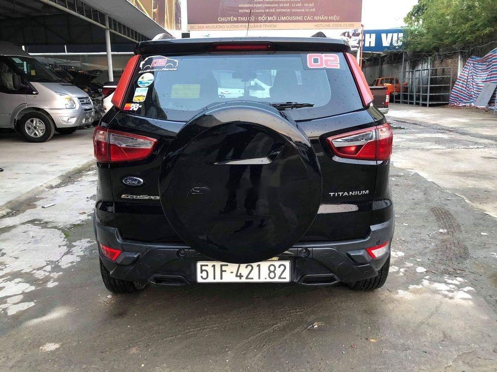 Bán xe cũ Ford EcoSport 2016, màu đen, giá tốt (4)