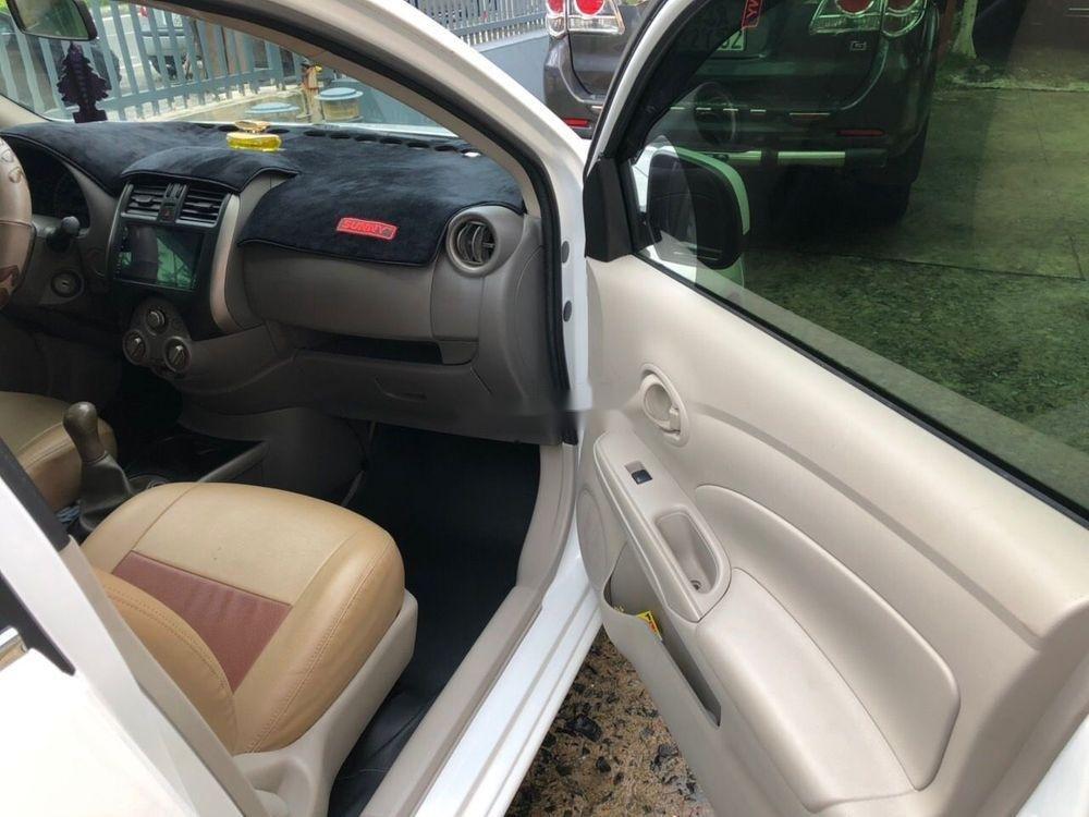 Bán xe Nissan Sunny đời 2014, màu trắng, số sàn, giá cạnh tranh (3)
