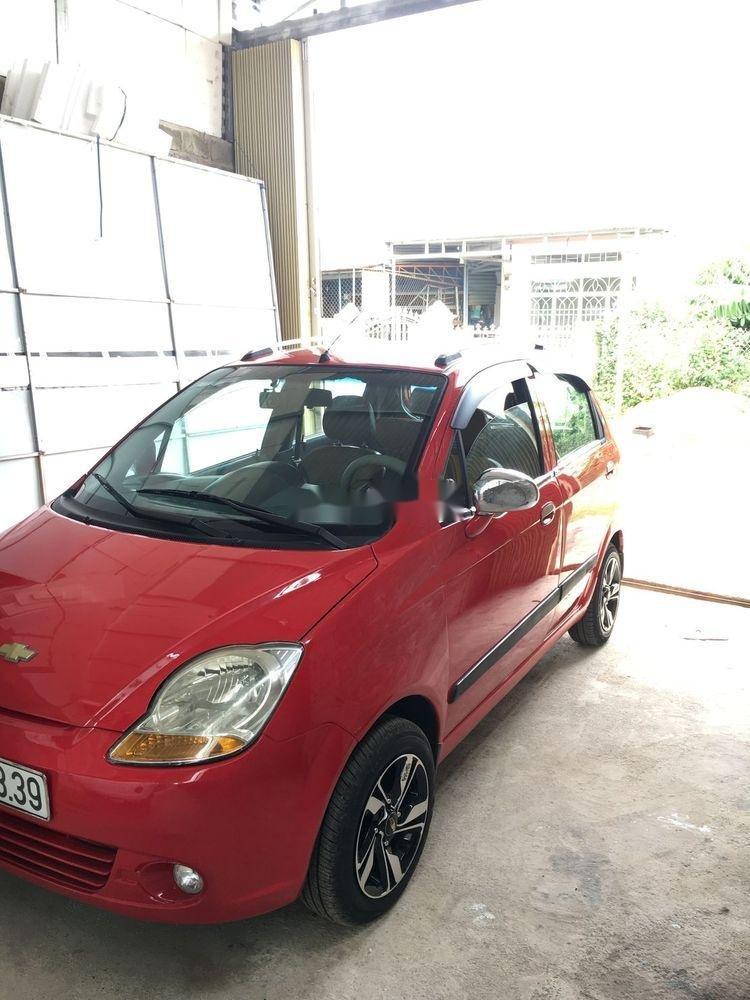 Bán Chevrolet Spark 2011, màu đỏ, nhập khẩu nguyên chiếc, xe gia đình (3)