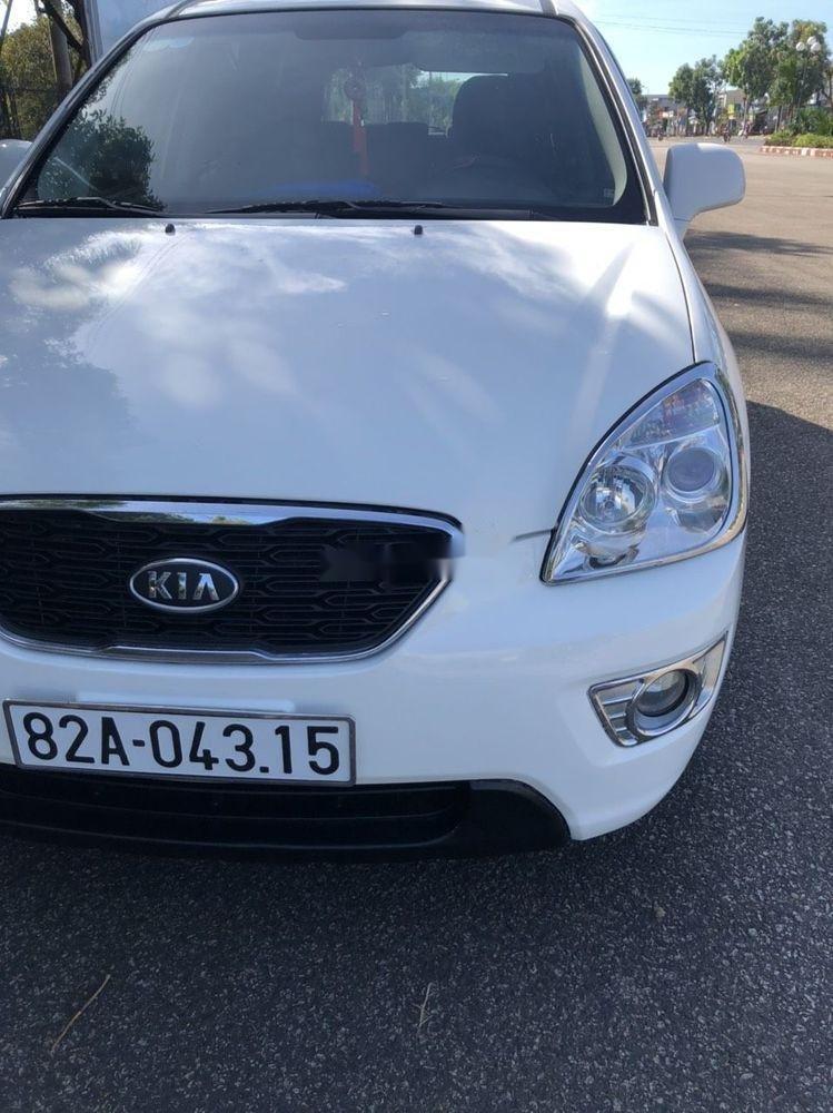 Bán xe cũ Kia Carens sản xuất 2012, màu trắng, 265tr (2)