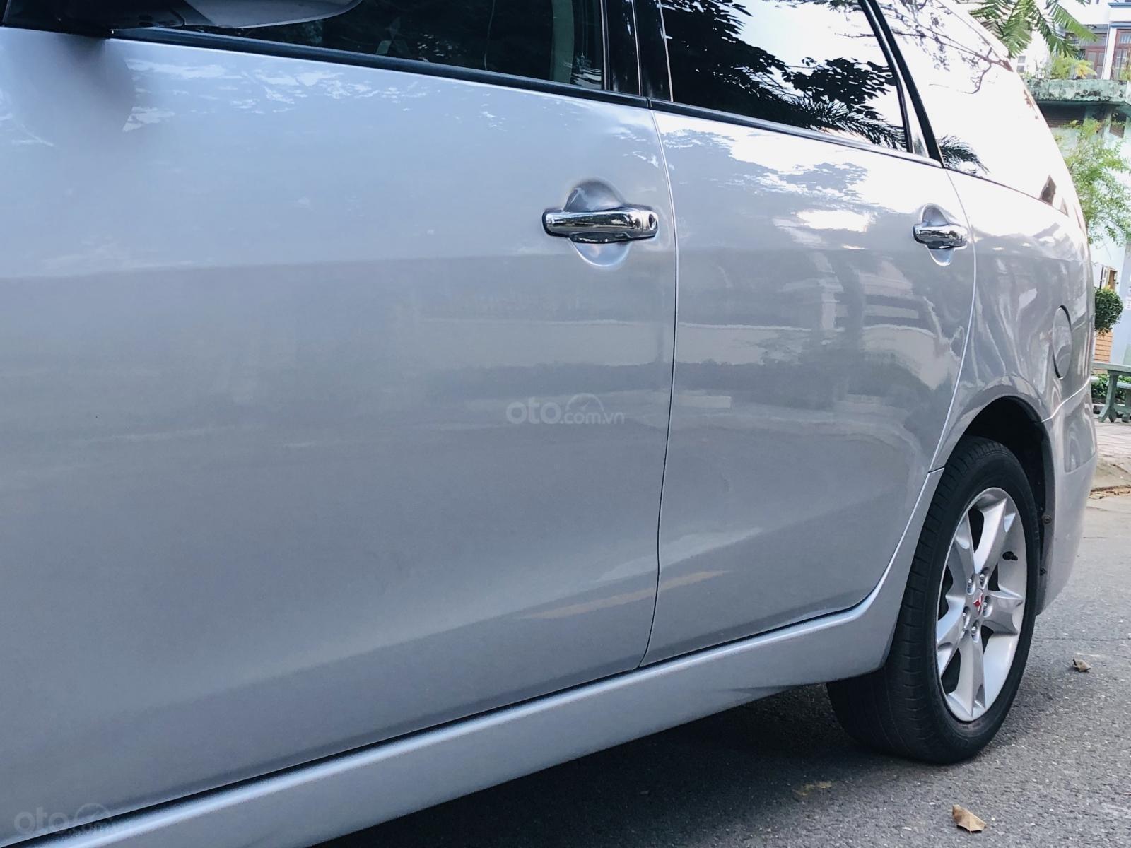 Mitsubishi Grandis 8/2010 xe cực chất, đẹp long lanh (18)