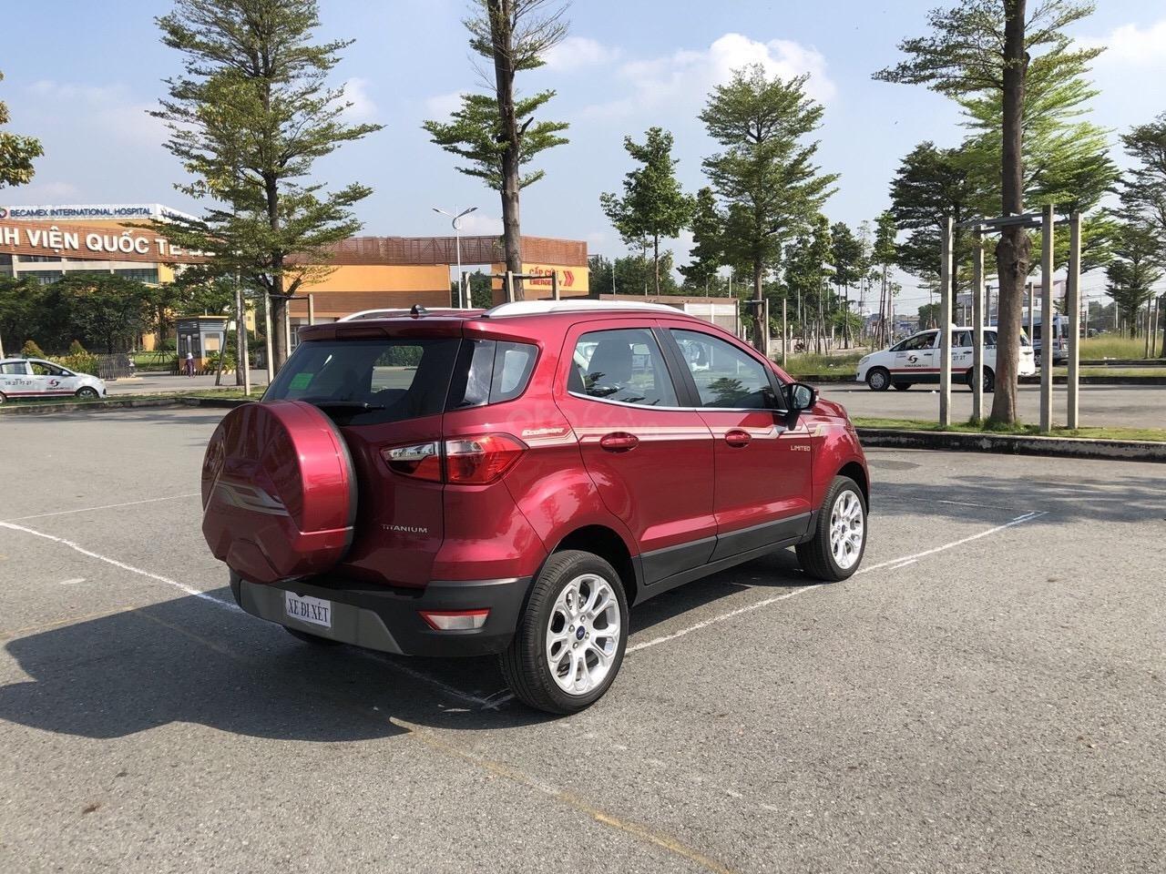Cần bán xe Ford EcoSport 1.5L AT năm sản xuất 2019, all new bao sang tên 640 triệu (3)