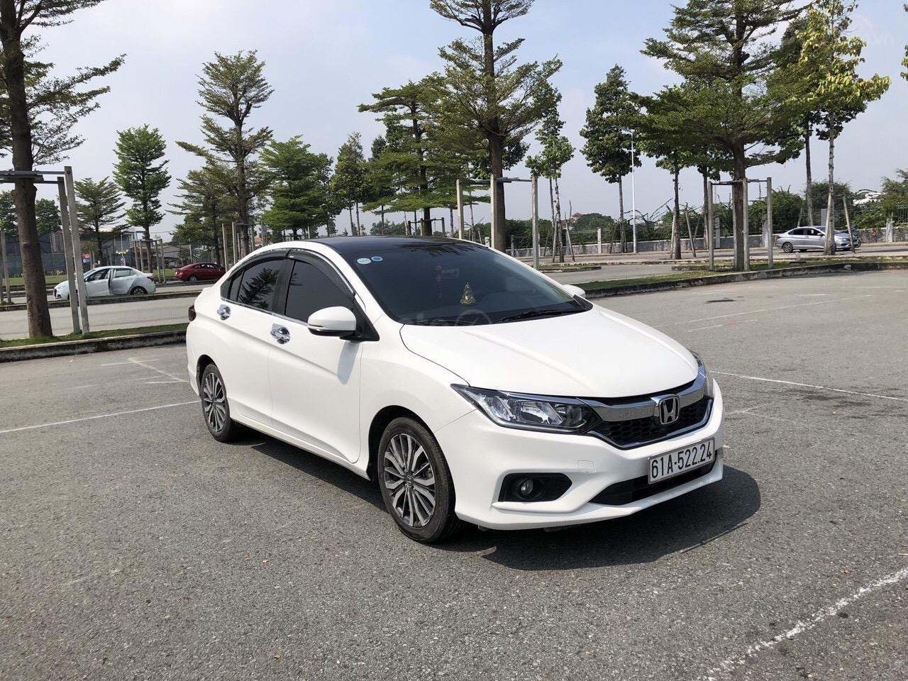 Bán Honda City 1.5CVT năm sản xuất 2018, xe full option giá 530 triệu (3)