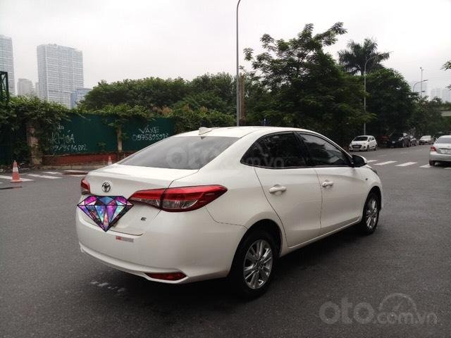 Ô Tô Thủ Đô bán xe Toyota Vios 1.5 MT 2019, màu trắng 489 triệu (5)