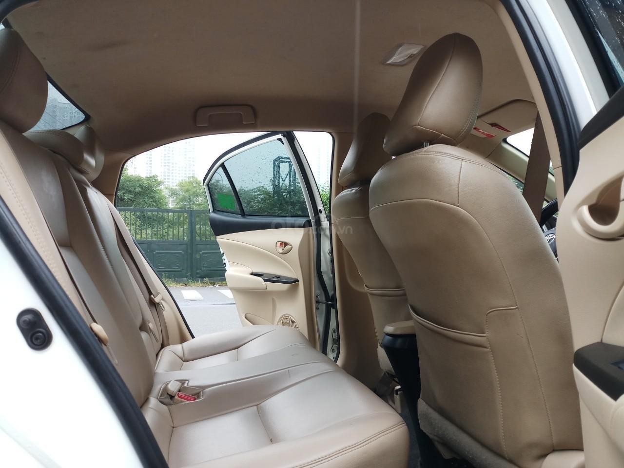 Ô Tô Thủ Đô bán xe Toyota Vios 1.5 MT 2019, màu trắng 489 triệu (11)