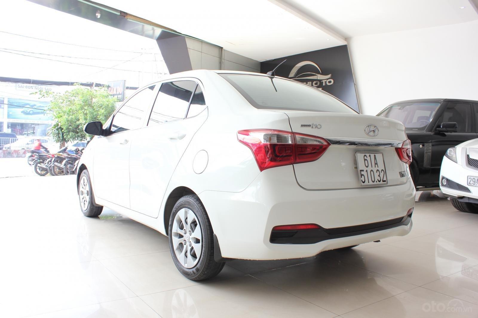 Cần bán xe Hyundai Grand i10 1.2 MT, năm 2018, màu trắng, giá 335tr (7)