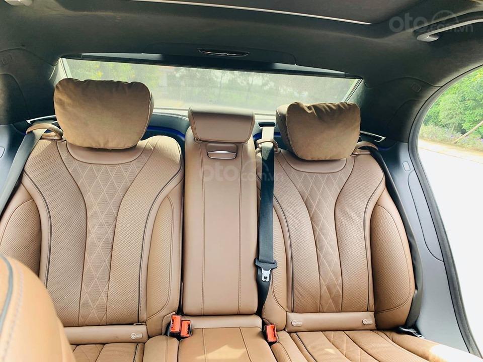 Bán xe Mercedes S500 model 2016 dòng xe siêu sang, trả trước 20% nhận xe ngay (12)