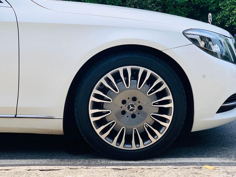 Bán xe Mercedes S500 model 2016 dòng xe siêu sang, trả trước 20% nhận xe ngay (8)