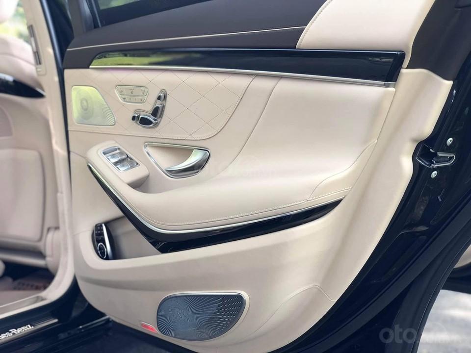 Bán xe Mercedes S450 Luxury màu đen đời 2018 siêu mới - dòng xe siêu sang, trả trước 20% nhận xe ngay (8)