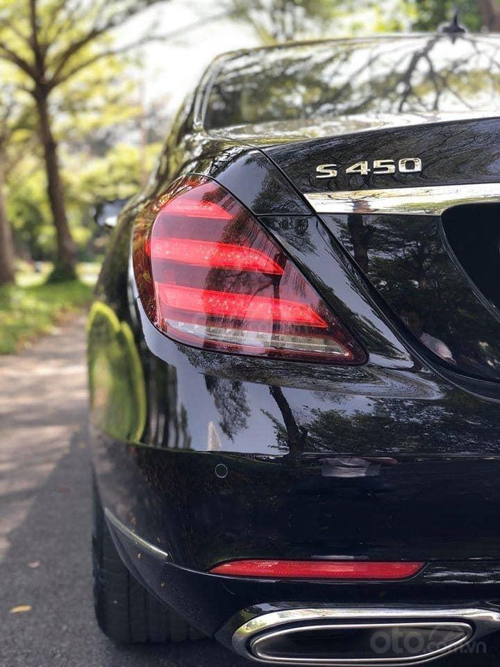 Bán xe Mercedes S450 Luxury màu đen đời 2018 siêu mới - dòng xe siêu sang, trả trước 20% nhận xe ngay (5)