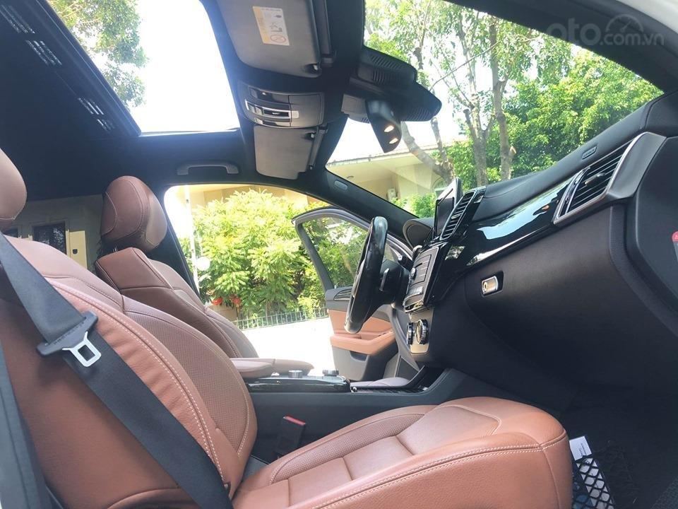 Bán xe Mercedes GLS400 nhập USA 2016 siêu đẹp, trả trước 1 tỷ 400 triệu nhận xe ngay (7)