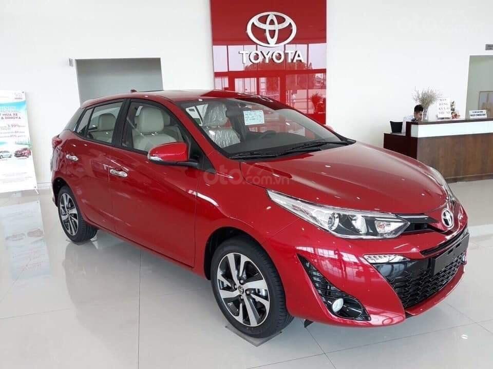 Giá xe Toyota Yaris 2019 nhập khẩu rẻ nhất Hà Nội, trả góp 85% lãi suất thấp, LH: 09.6322.6323 (1)