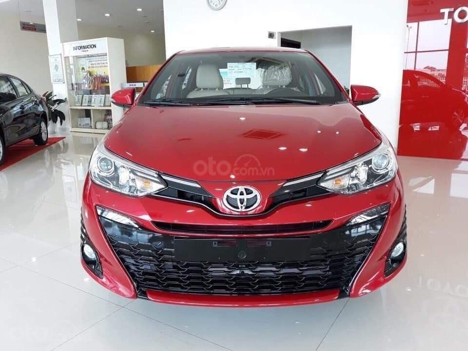Giá xe Toyota Yaris 2019 nhập khẩu rẻ nhất Hà Nội, trả góp 85% lãi suất thấp, LH: 09.6322.6323 (2)