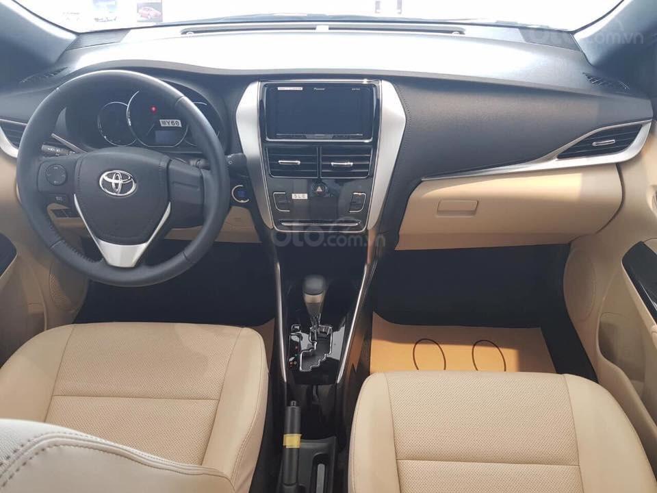 Giá xe Toyota Yaris 2019 nhập khẩu rẻ nhất Hà Nội, trả góp 85% lãi suất thấp, LH: 09.6322.6323 (4)