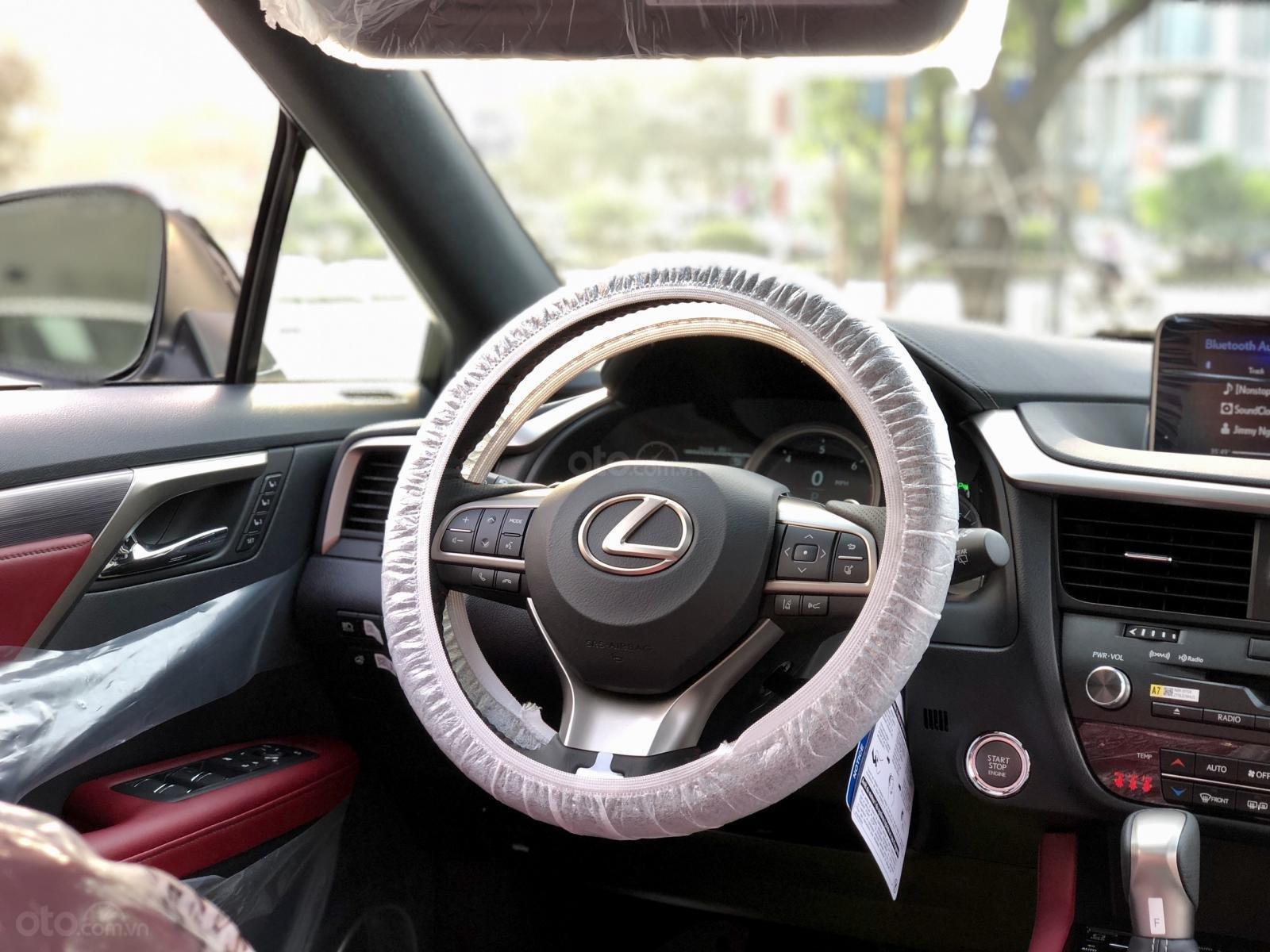 Bán Lexus RX 350 Fsport năm 2020, nhập Mỹ giao ngay toàn quốc, giá tốt, LH Ms Hương 094.539.2468 (15)