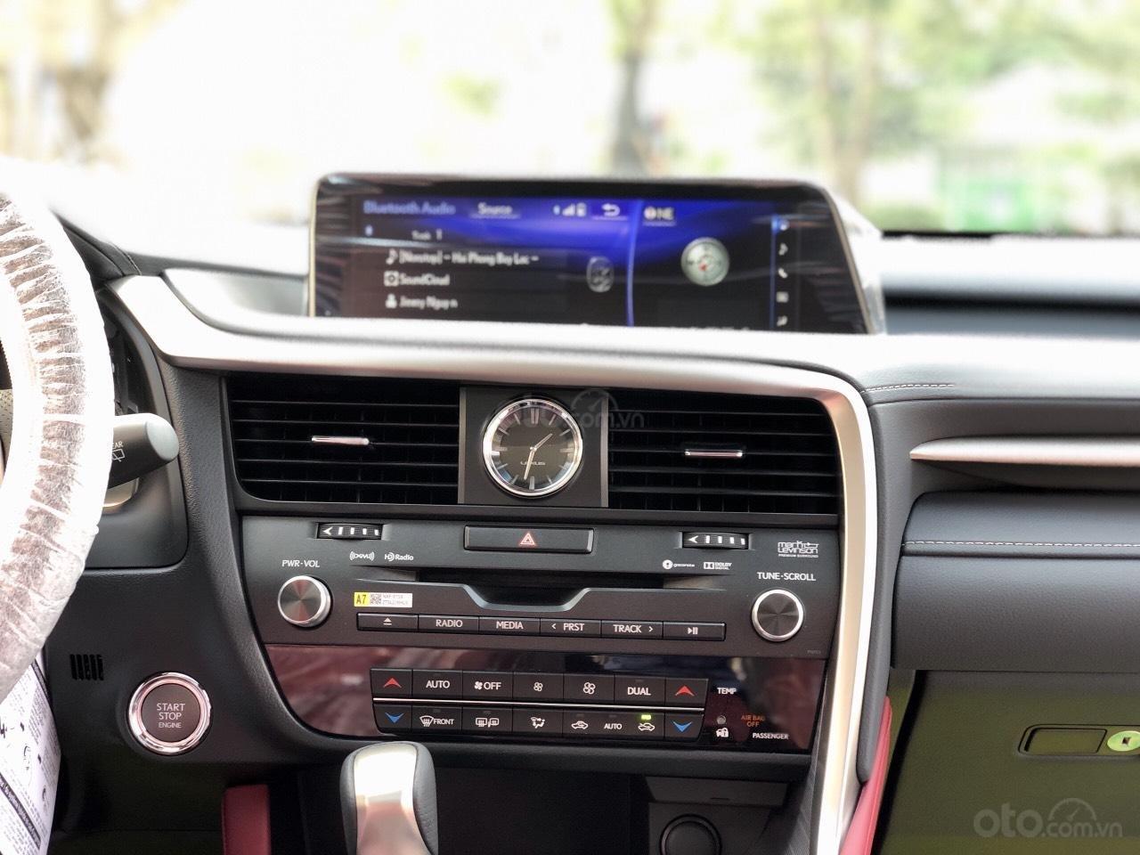 Bán Lexus RX 350 Fsport năm 2020, nhập Mỹ giao ngay toàn quốc, giá tốt, LH Ms Hương 094.539.2468 (9)
