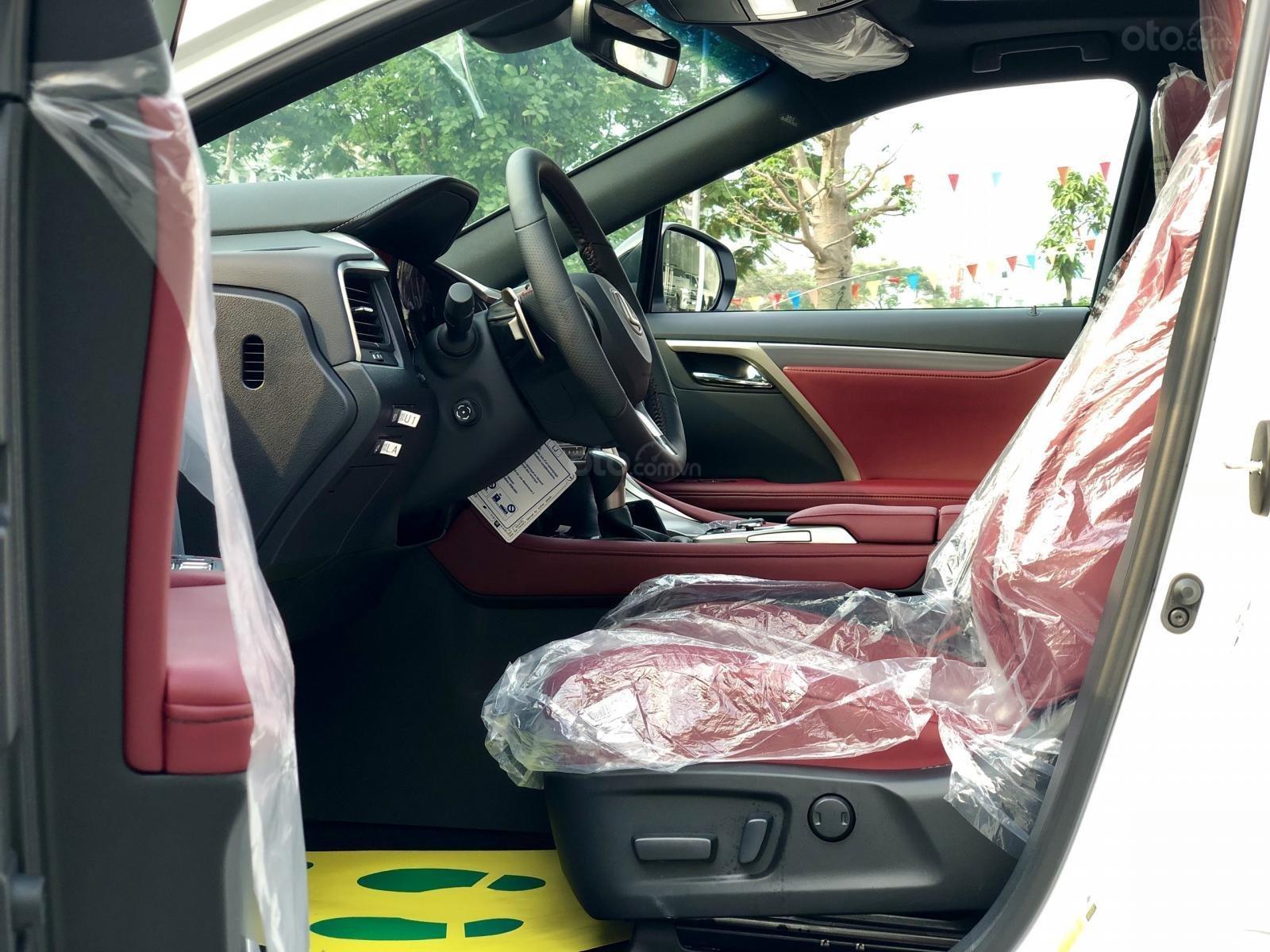 Bán Lexus RX 350 Fsport năm 2020, nhập Mỹ giao ngay toàn quốc, giá tốt, LH Ms Hương 094.539.2468 (13)