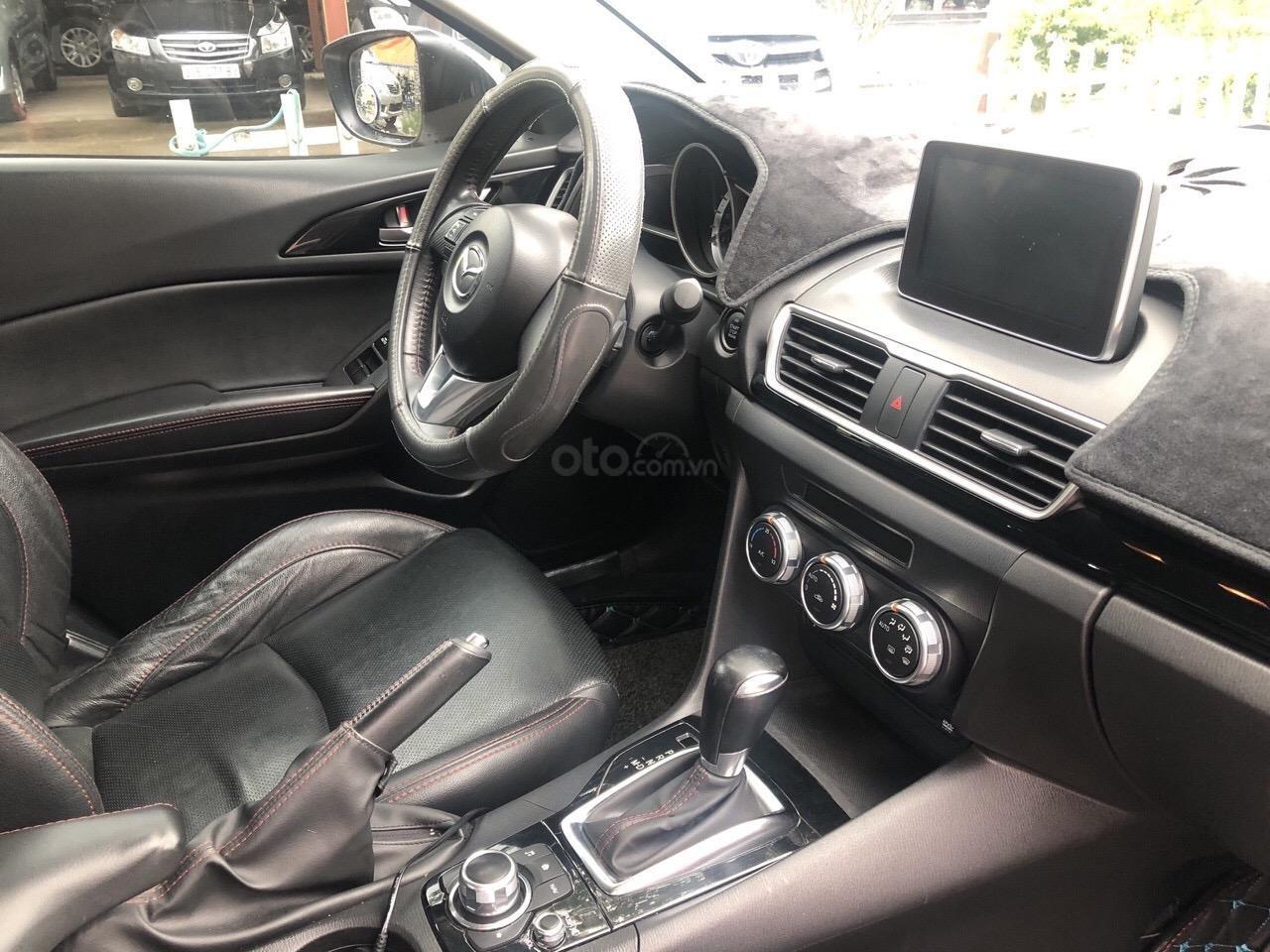 Bán Mazda 3 1.5AT đời 2016, màu trắng (5)