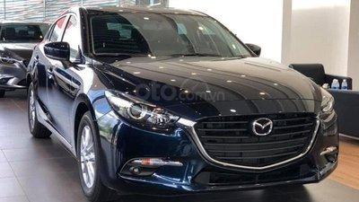 [Mazda Lê Văn Lương] Mazda 3 2019 - Hỗ trợ trả góp 85%, sở hữu xe chỉ từ 200 triệu (1)