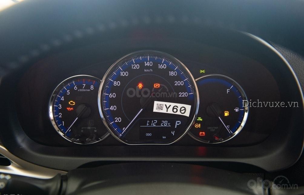 Giá xe Toyota Vios tự động sx 2019 giá rẻ nhất, giao xe ngay, hỗ trợ trả góp 85%. LH: 09.6322.6323 (2)