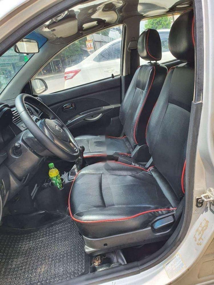 Bán Kia Morning năm 2012, màu bạc chính chủ, giá tốt, xe nguyên bản (9)