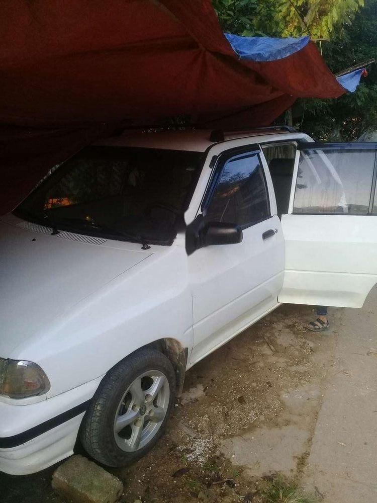 Bán xe cũ Kia CD5 năm 2002, màu trắng, giá tốt (5)