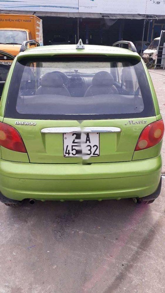 Cần bán Daewoo Matiz sản xuất năm 2008, màu xanh lục, xe nhập (3)