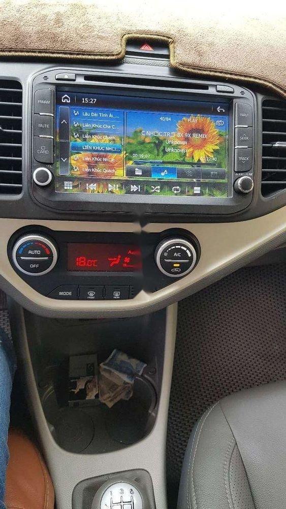 Bán Kia Morning 2017, xe cũ, bản đủ (4)