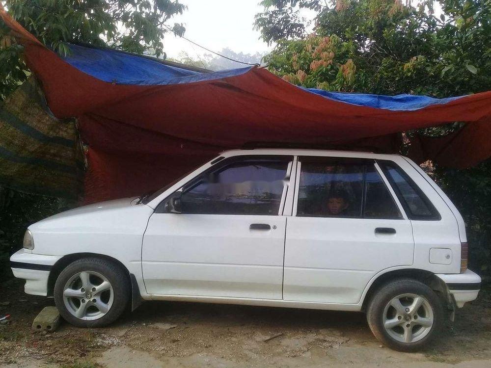 Bán xe cũ Kia CD5 năm 2002, màu trắng, giá tốt (4)