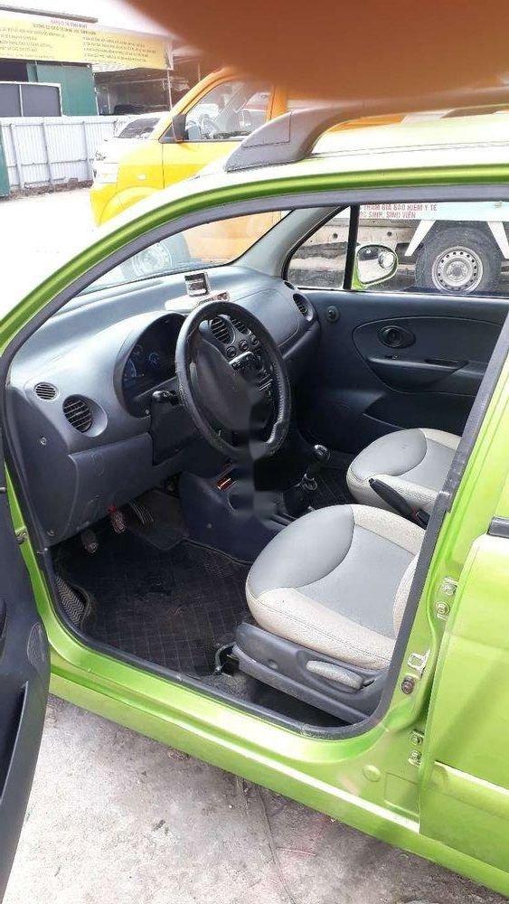 Cần bán Daewoo Matiz sản xuất năm 2008, màu xanh lục, xe nhập (5)