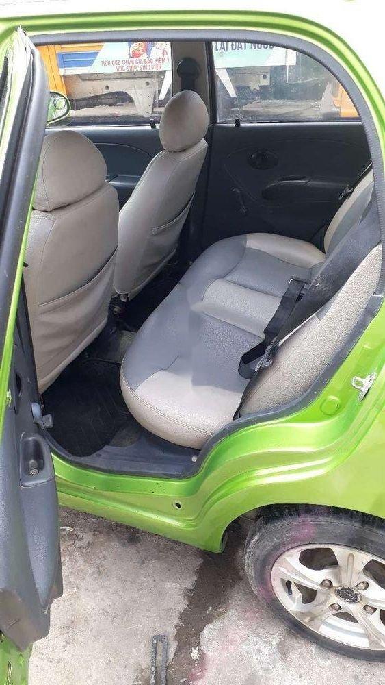 Cần bán Daewoo Matiz sản xuất năm 2008, màu xanh lục, xe nhập (4)