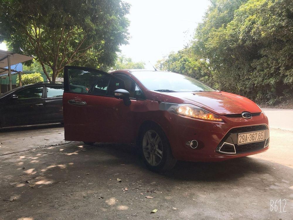 Bán Ford Fiesta năm 2012, nhập khẩu, 295 triệu xe nguyên bản (5)