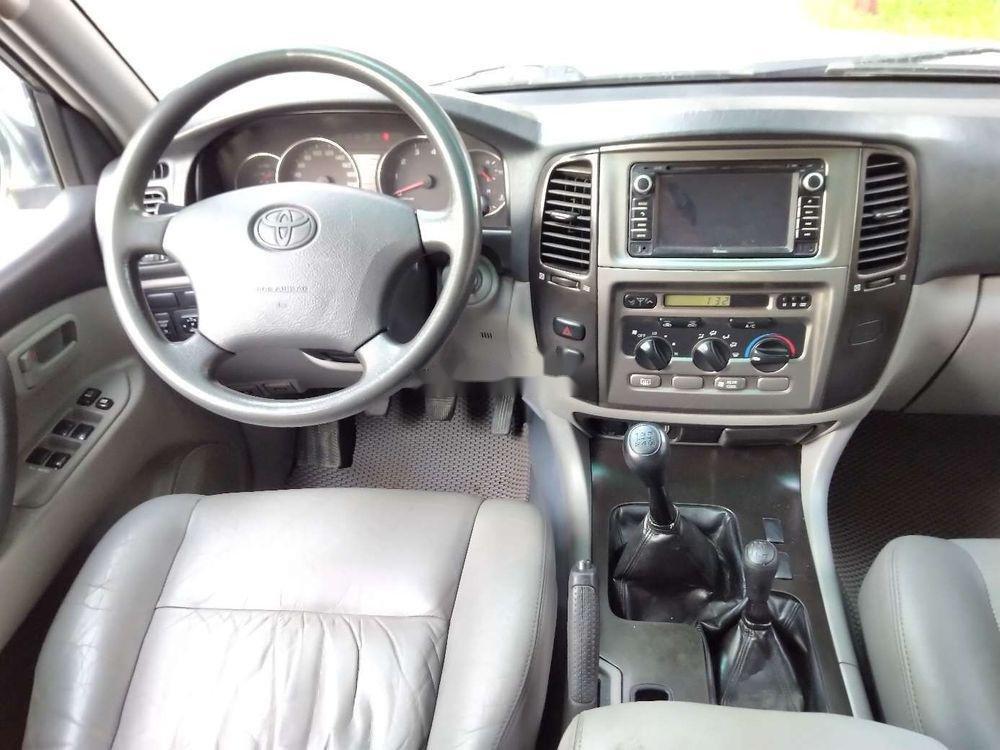 Bán Toyota Land Cruiser MT sản xuất năm 2005 (5)