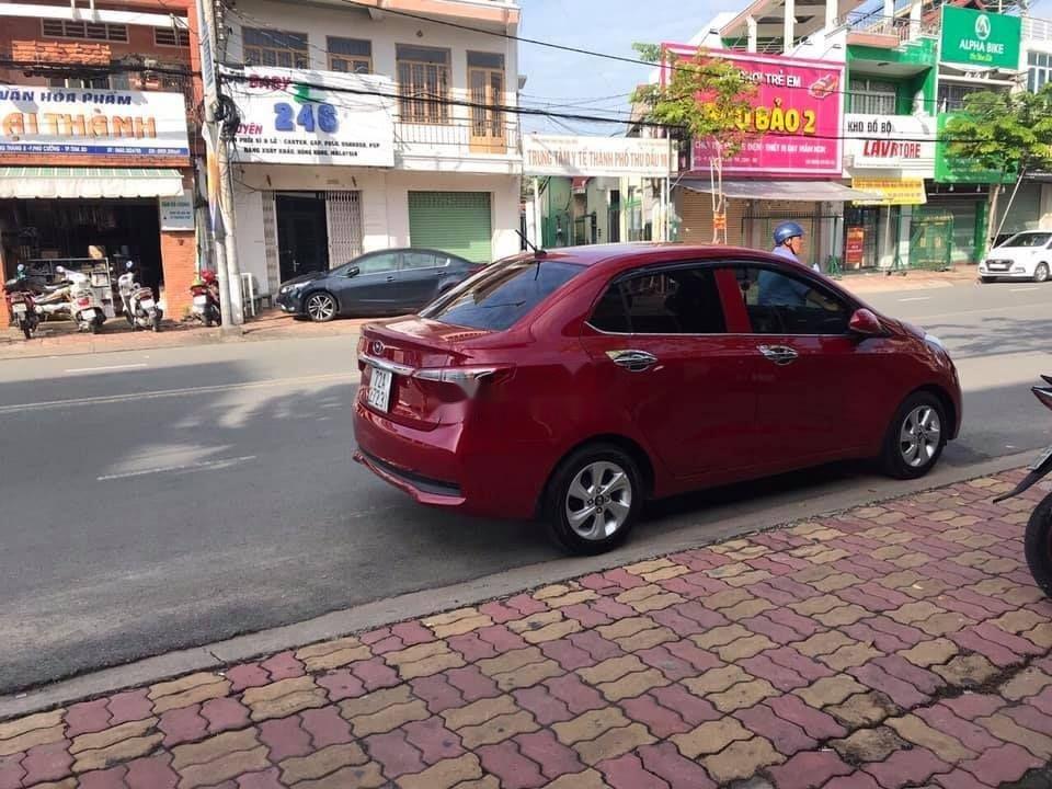 Bán ô tô Hyundai Grand i10 sản xuất năm 2018, màu đỏ, xe nhập chính hãng (7)