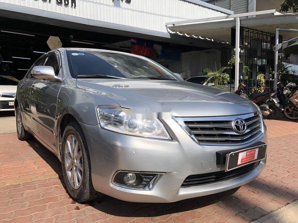 Bán xe Toyota Camry đời 2011 xe nguyên bản (2)