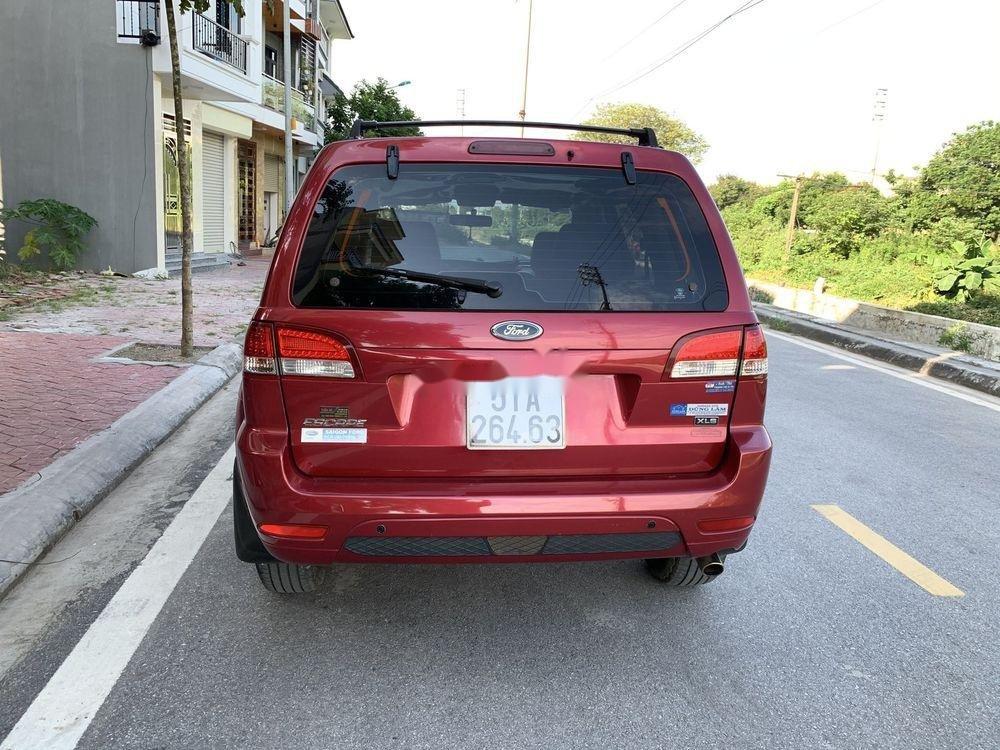 Bán Ford Escape 2011, màu đỏ, nhập khẩu số tự động, giá tốt (5)