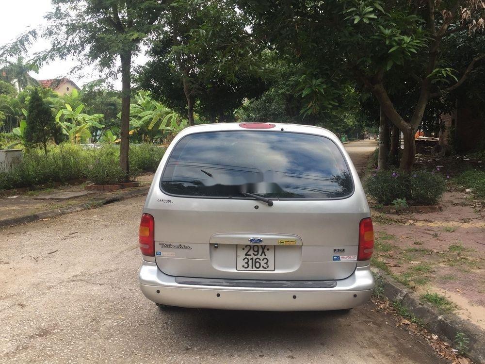 Bán Ford Wind Star Limousine đời 2001, màu bạc, nhập khẩu, giá rẻ (2)