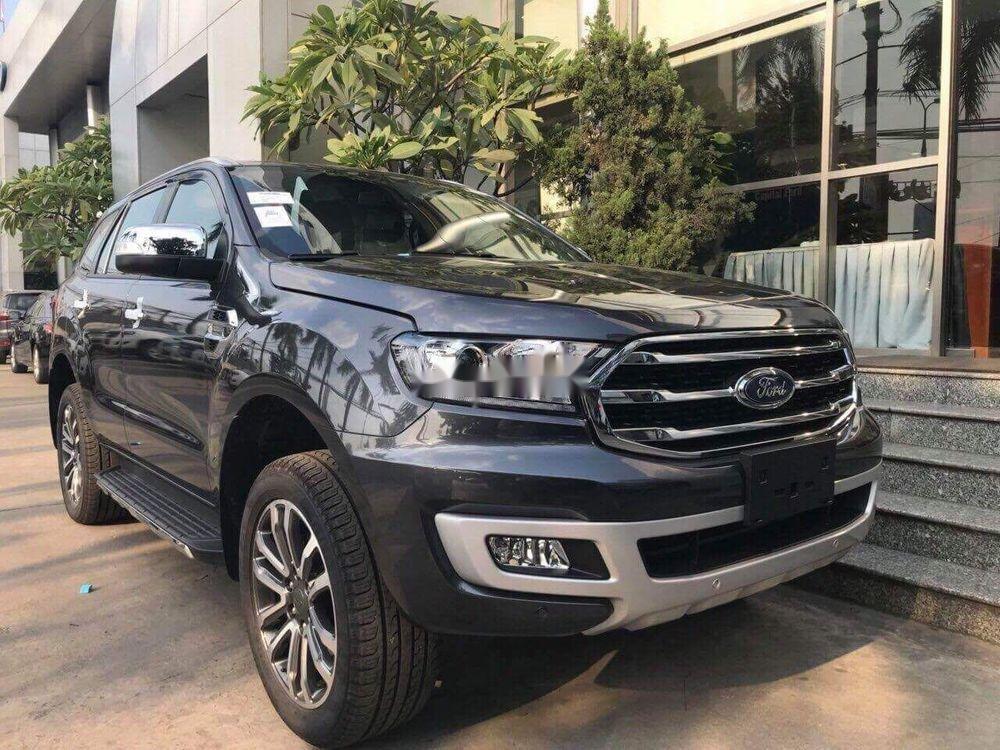 Bán ô tô Ford Everest đời 2019, màu đen, nhập khẩu nguyên chiếc (2)
