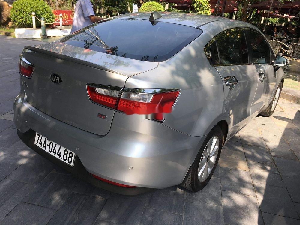 Bán ô tô Kia Rio 2015, màu bạc, nhập khẩu, giá chỉ 415 triệu (2)