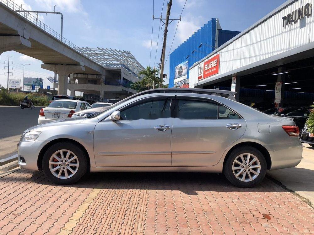 Bán xe Toyota Camry đời 2011 xe nguyên bản (7)