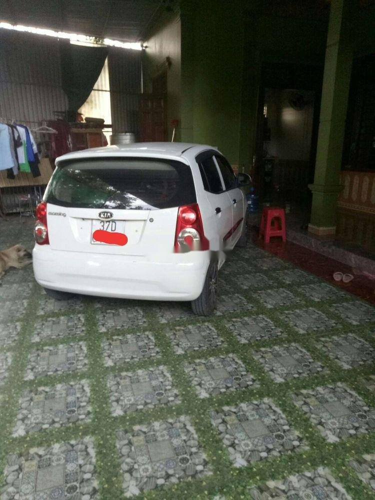 Bán Kia Morning năm sản xuất 2008, xe nhập chính hãng (4)