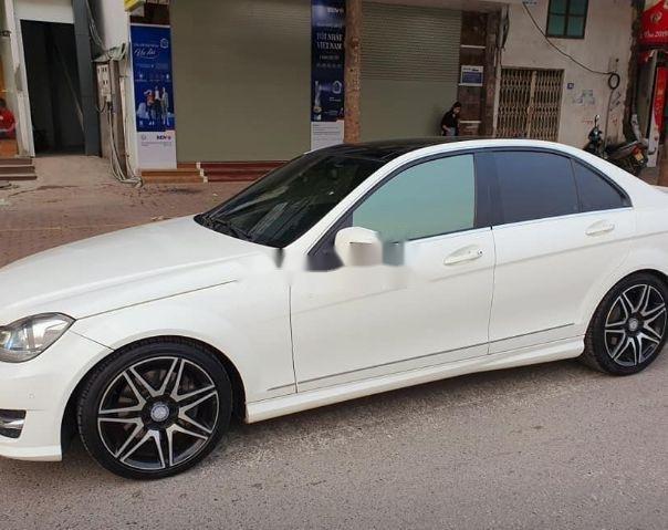 Bán ô tô Mercedes đời 2013, màu trắng xe nguyên bản (2)