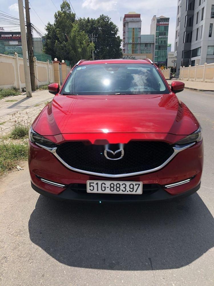 Bán Mazda CX 5 đời 2018, màu đỏ, giá tốt (1)