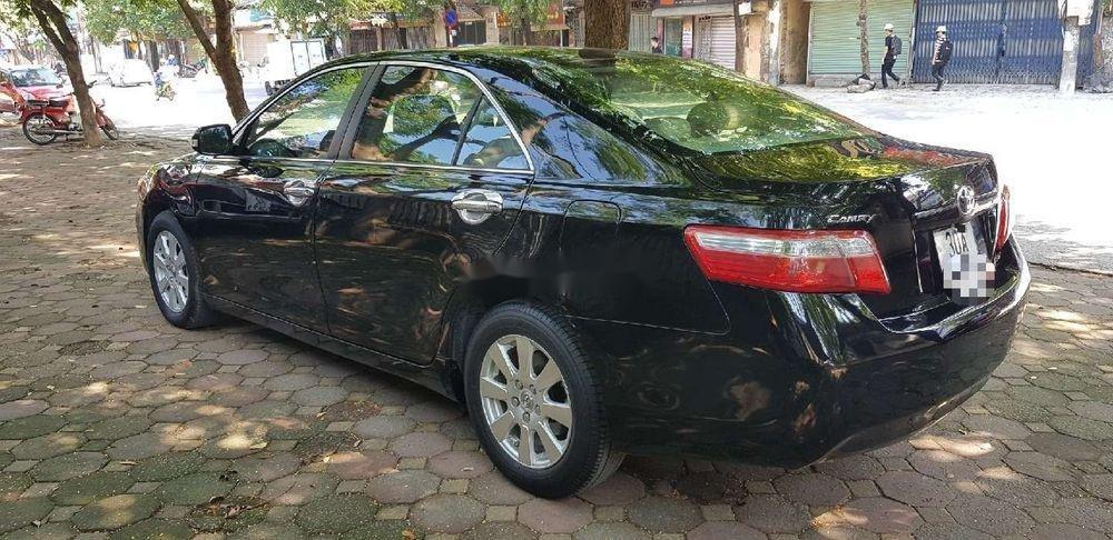 Bán xe Toyota Camry đời 2007, nhập khẩu nguyên chiếc chính hãng (2)