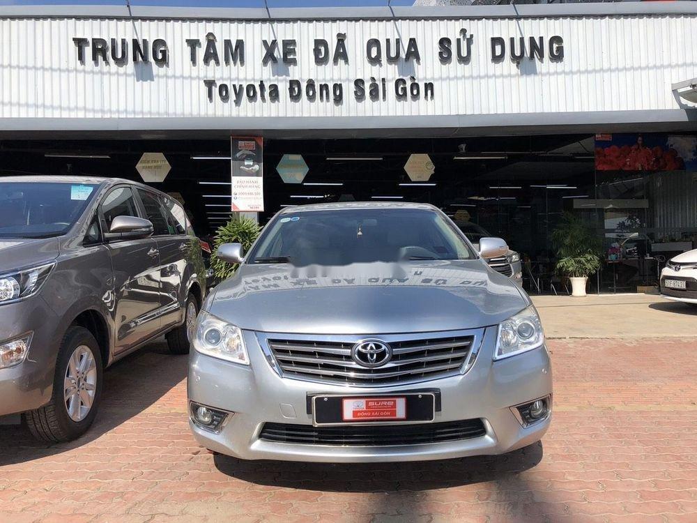 Bán xe Toyota Camry đời 2011 xe nguyên bản (1)