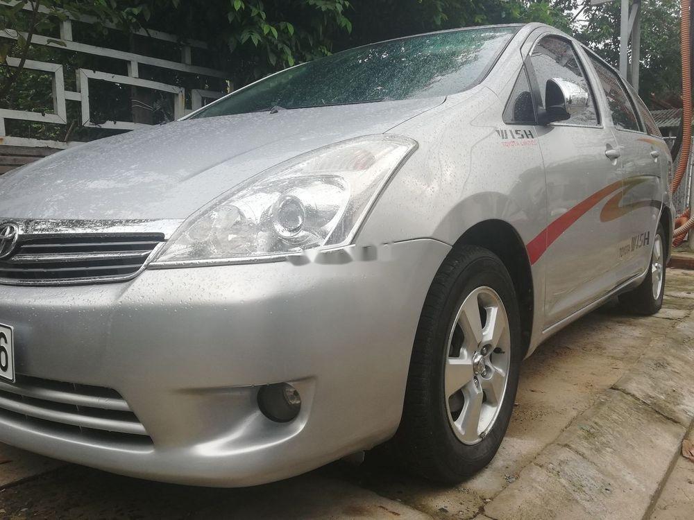 Bán Toyota Wish sản xuất năm 2009, xe nhập chính hãng, 425tr xe nguyên bản (3)