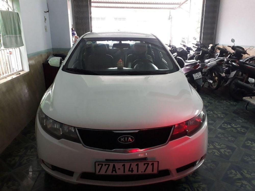 Bán Kia Cerato năm 2010, màu trắng, nhập khẩu nguyên chiếc, 290 triệu (1)