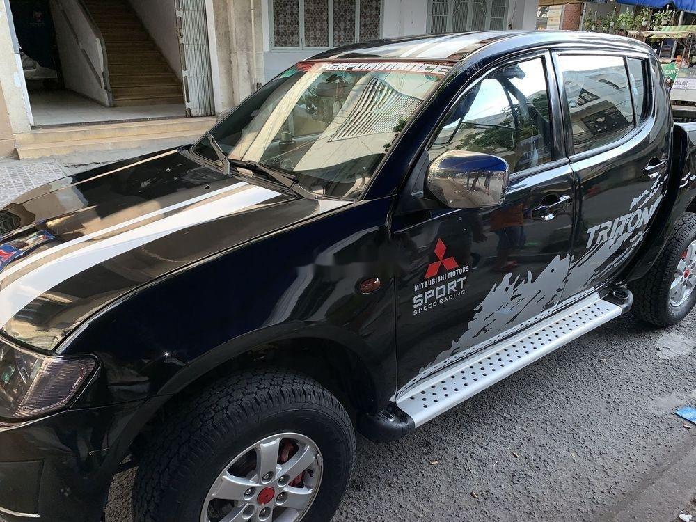 Bán Mitsubishi Triton năm 2009, xe nguyên bản (8)