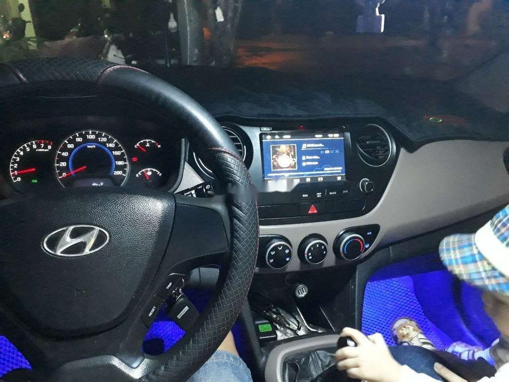 Cần bán lại xe Hyundai Grand i10 đời 2014, màu trắng, xe nhập xe gia đình, giá tốt (6)