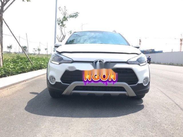 Bán Hyundai i20 đời 2016, màu trắng chính chủ xe nguyên bản (1)